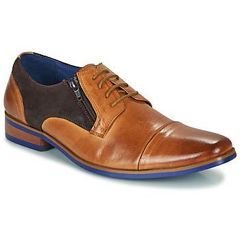 Cipők Férfi Oxford cipők Kdopa SNOOP Teve / Kék