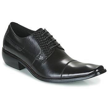 Cipők Férfi Oxford cipők Kdopa DRAKE Fekete