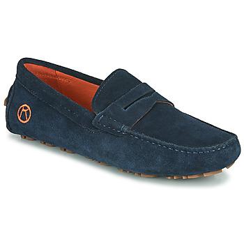 Cipők Férfi Mokkaszínek Kdopa DAVE Kék
