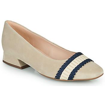 Cipők Női Balerina cipők  Peter Kaiser ZAPOPAN Bézs