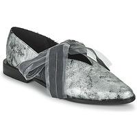 Cipők Női Balerina cipők  Papucei DONA Ezüst