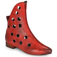 Cipők Női Csizmák Papucei SAKURA Piros