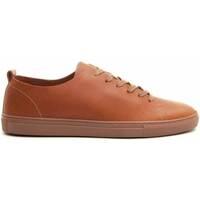 Cipők Férfi Rövid szárú edzőcipők Keelan 68472 LEATHER