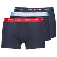 Fehérnemű Férfi Boxerek Tommy Hilfiger TRUNK X3 Tengerész