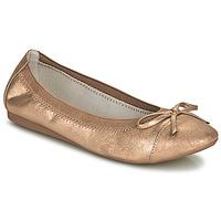 Cipők Női Balerina cipők  Moony Mood ELALA Bronz