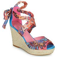 Cipők Női Szandálok / Saruk Moony Mood EFIRNIL Rózsaszín