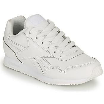 Cipők Lány Rövid szárú edzőcipők Reebok Classic REEBOK ROYAL CLJOG 3.0 Fehér