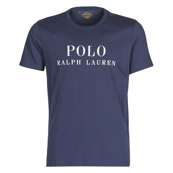 Ruhák Férfi Rövid ujjú pólók Polo Ralph Lauren SS CREW Tengerész