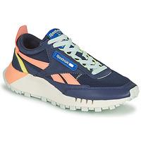 Cipők Női Rövid szárú edzőcipők Reebok Classic CL LEGACY Kék / Bézs