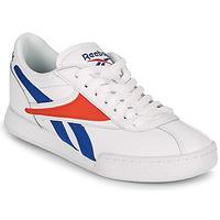 Cipők Rövid szárú edzőcipők Reebok Classic NL PARIS Fehér / Piros