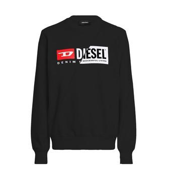 Ruhák Gyerek Pulóverek Diesel SGIRKCUTY Fekete