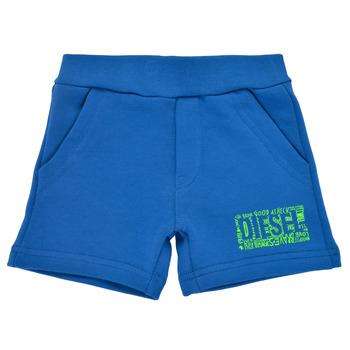 Ruhák Fiú Rövidnadrágok Diesel POSTYB Kék