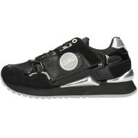 Cipők Női Rövid szárú edzőcipők Colmar TYLERGLOOM Black