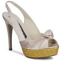 Cipők Női Szandálok / Saruk Magrit IMPERIALI Fehér / Arany