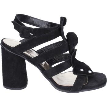 Cipők Női Szandálok / Saruk Sergio Cimadamore BK865 Fekete
