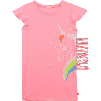 Ruhák Lány Rövid ruhák Billieblush / Billybandit U12625-462 Rózsaszín