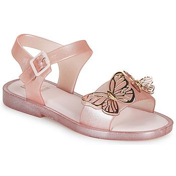 Cipők Lány Szandálok / Saruk Melissa MEL MAR SANDAL FLY Rózsaszín / Arany