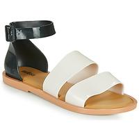 Cipők Női Szandálok / Saruk Melissa MELISSA MODEL SANDAL Fehér / Fekete