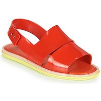 Cipők Női Szandálok / Saruk Melissa CARBON Piros