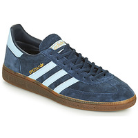 Cipők Rövid szárú edzőcipők adidas Originals HANDBALL SPEZIAL Kék / Fehér