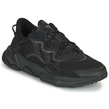 Cipők Rövid szárú edzőcipők adidas Originals OZWEEGO Fekete