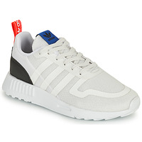 Cipők Gyerek Rövid szárú edzőcipők adidas Originals SMOOTH RUNNER C Fehér / Fekete