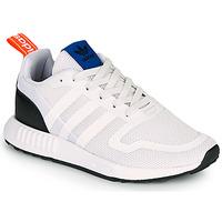 Cipők Gyerek Rövid szárú edzőcipők adidas Originals SMOOTH RUNNER J Fehér / Fekete