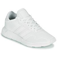 Cipők Gyerek Rövid szárú edzőcipők adidas Originals SWIFT RUN X J Fehér