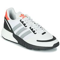 Cipők Rövid szárú edzőcipők adidas Originals ZX 1K BOOST Fehér / Szürke