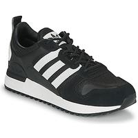 Cipők Rövid szárú edzőcipők adidas Originals ZX 700 HD Fekete  / Fehér
