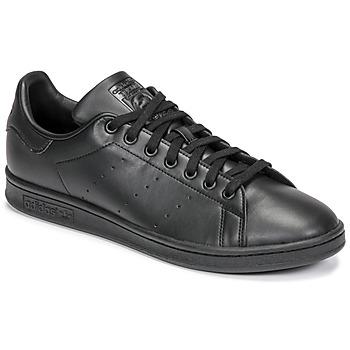 Cipők Rövid szárú edzőcipők adidas Originals STAN SMITH SUSTAINABLE Fekete