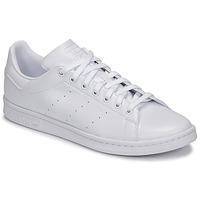Cipők Rövid szárú edzőcipők adidas Originals STAN SMITH SUSTAINABLE Fehér