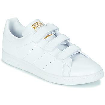 Cipők Rövid szárú edzőcipők adidas Originals STAN SMITH CF SUSTAINABLE Fehér