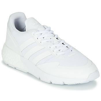 Cipők Rövid szárú edzőcipők adidas Originals ZX 1K BOOST Fehér