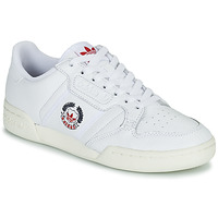 Cipők Rövid szárú edzőcipők adidas Originals CONTINENTAL 80 Fehér