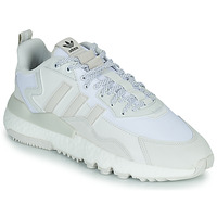 Cipők Rövid szárú edzőcipők adidas Originals NITE JOGGER Fehér