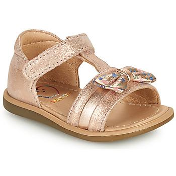 Cipők Lány Szandálok / Saruk Shoo Pom TITY NEW KNOT Rózsaszín