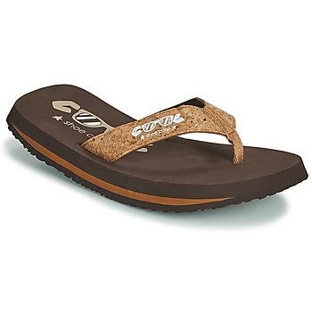 Cipők Férfi Lábujjközös papucsok Cool shoe ORIGINAL Bézs