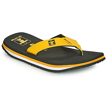 Cipők Férfi Lábujjközös papucsok Cool shoe ORIGINAL Fekete  / Citromsárga