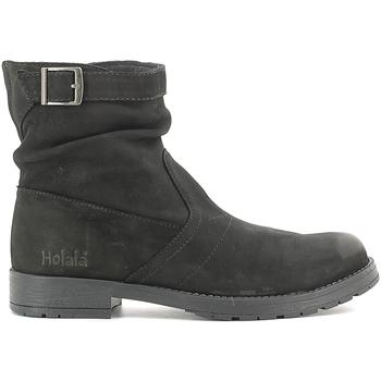 Cipők Gyerek Csizmák Holalà HL120002L Fekete