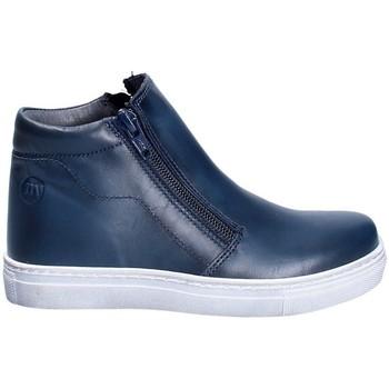 Cipők Fiú Csizmák Melania ME2632D8I.C Kék