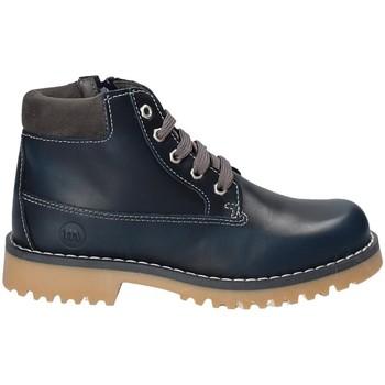 Cipők Fiú Csizmák Melania ME2628D8I.C Kék