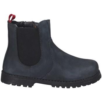 Cipők Fiú Csizmák Grunland PP0375 Kék