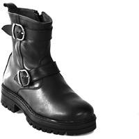 Cipők Gyerek Csizmák Asso 67961 Fekete