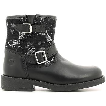 Cipők Női Csizmák Melania ME2171D6I.B Fekete