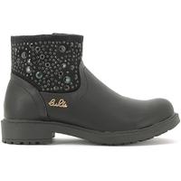 Cipők Gyerek Csizmák Lulu LL110015S Fekete