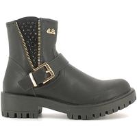 Cipők Gyerek Csizmák Lulu LL120008S Fekete
