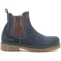 Cipők Gyerek Csizmák Alberto Guardiani GK22806G Kék