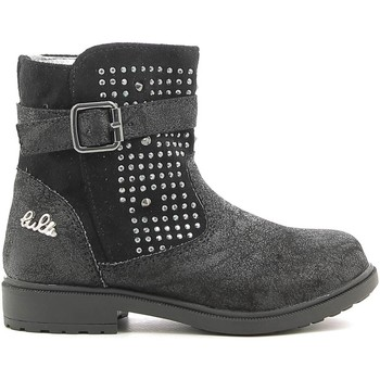 Cipők Gyerek Csizmák Lulu LL140006S Fekete