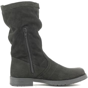Cipők Gyerek Csizmák Lulu LL1000017L Fekete